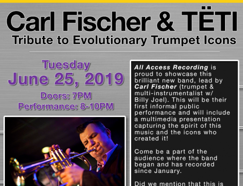 Carl Fischer and TËTI in Clearwater, FL on 06/25/19